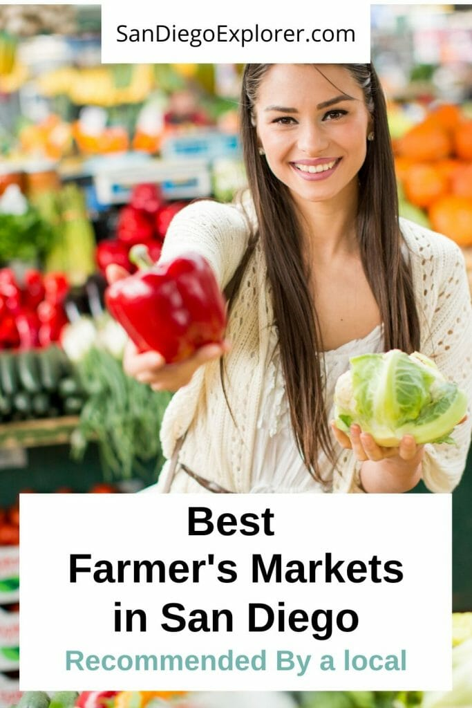 READ THIS before you go shopping next. Learn about each farmer's market San Diego's got and what the benefits of local shopping are! San Diego Farmers Markets are fun and you support local farmers, find the freshest produce and have fun while shopping at the Farmers Markets in San Diego. #traveltips #travel #sandiegotraveltips #sandiego #california #californiatravel #farmersmarkets #farmersmarket #lsandiegomarkets #shoplocal #southerncalifornia #socal #usa #northamerica #eatfresh #localeats #sandiegocalifornia #sandiegofarmersmarket #sandiegoexplorer #foodie #localfood #eatlocal #farmersmarkets #visitsandiego