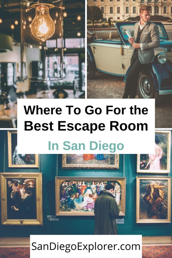 Must Read before visiting San Diego. Some of the most fun you can have with friends is playing an Escape Room Game San Diego offers. There are plenty, but let me tell you about the best ones. #usatrip #unitedstatestrip #usatravel #unitedstatestravel #usaitinerary #traveltips #travel #northamericatrip #northamericatravel #traveling #sandiego #sandiegoca #sandiegocalifornia #northamerica #california #ca #escaperooms