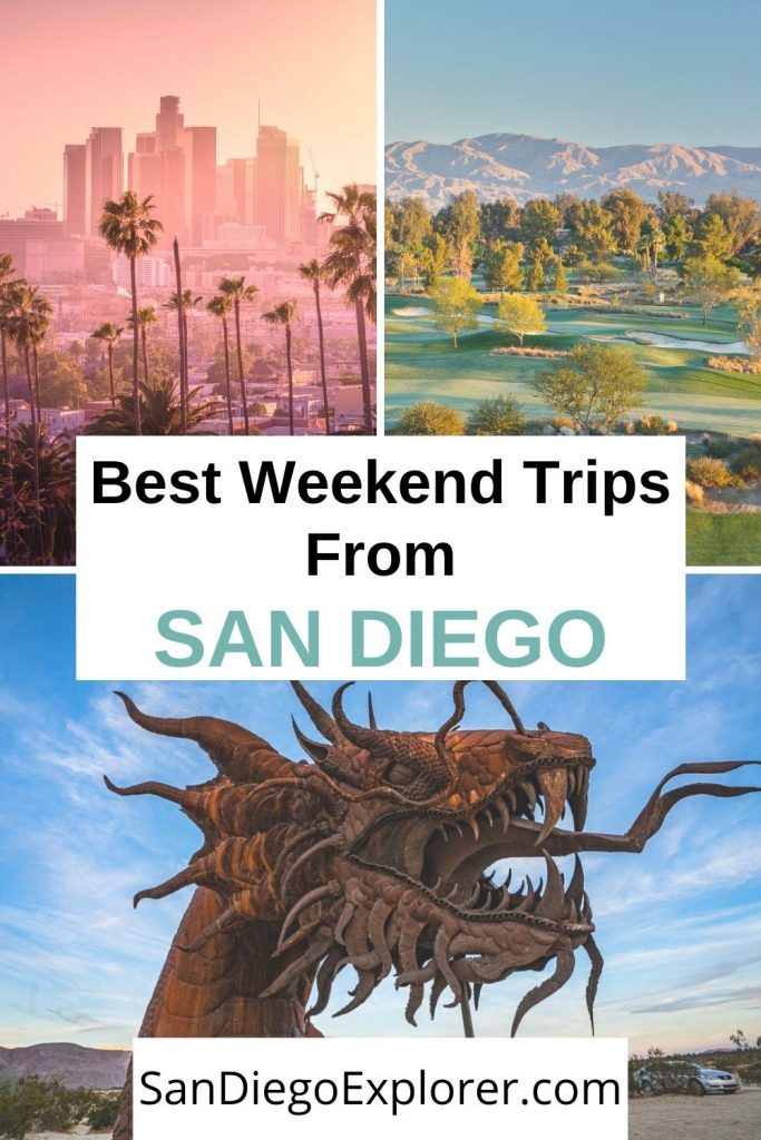 Best Weekend Trips From San Diego California - Find the perfect San Diego getaway idea for your San Diego staycation in Southern California. #SanDiego #SouthernCalifornia #California #TravelTips #LosAngeles #LasVegas #PalmSprings