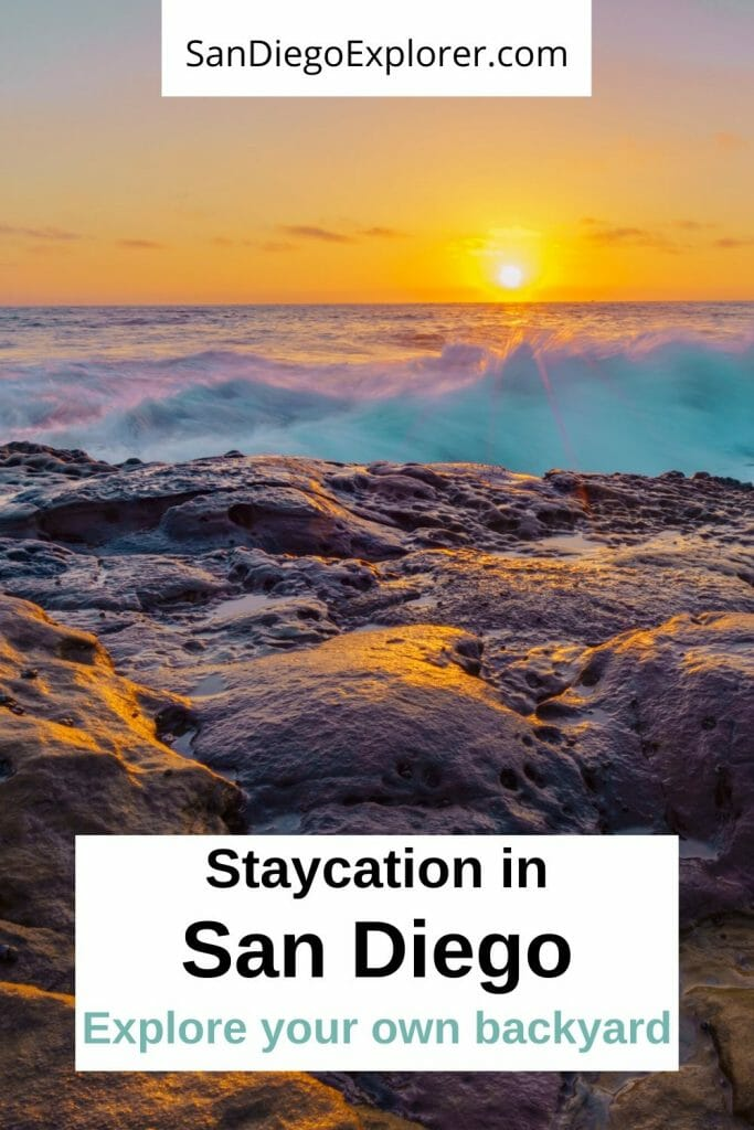 If you are planning a San Diego Staycation, this is the perfect article. We have some great ideas on things to do in San Diego, how to make the most of your Staycation in San Diego, San Diego itineraries depending on your interest and other helpful ideas and tips. #Sandiego #california #Staycation #vacation #sandiegovacation #californiatrip #sandiegostaycation #sandiegan #staylocal #SoCal #sandiegotrip #sandiegoexplorer